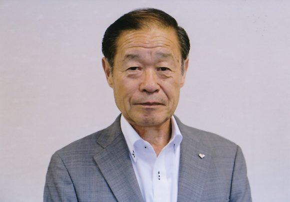 同窓会会長 岩崎 俊雄